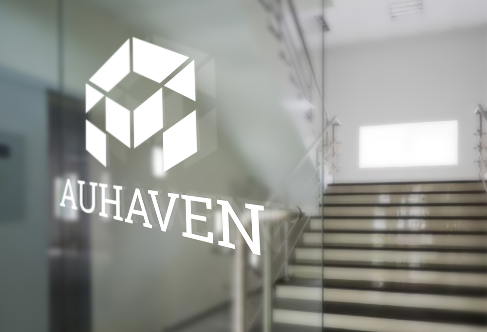 Auhaven-sign